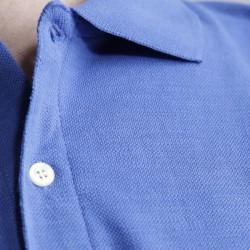Plain Polo Shirt Thick and Thin Skinnifitmen 200 GSM