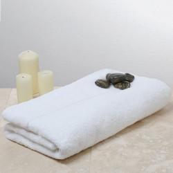 Plain Sanctuary bath sheet Christy 600 GSM