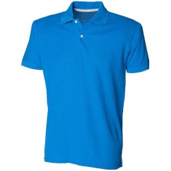 Plain Polo Shirt Thick and Thin Skinnifitmen 200 GSM