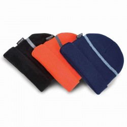 Plain Junior Woolly ski hat with Thinsulate™ insulation Result 340 GSM