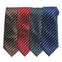 Plain Tie Zig Zag Premier