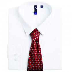 Plain Tie Check Premier