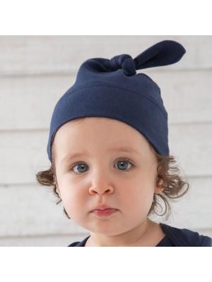 Sustainable & Organic Babywear Baby one-knot hat Kids  Ecological BABYBUGZ brand wear