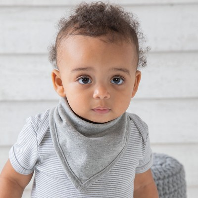 Sustainable & Organic Babywear Bandana bib Kids  Ecological BABYBUGZ brand wear