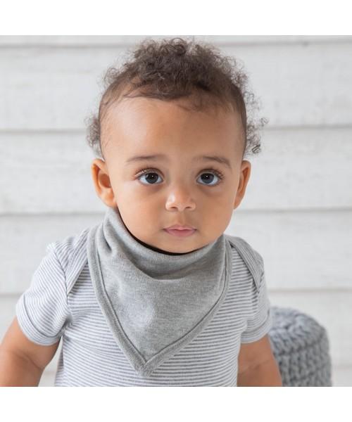 Sustainable & Organic Babywear Bandana bib Kids  Ecological BABYBUGZ brand wear