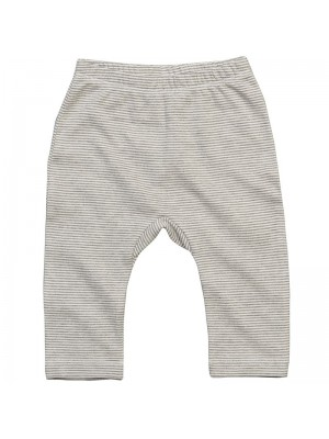 Sustainable & Organic Babywear Baby stripy Jersey leggings Kids  Ecological BABYBUGZ brand wear