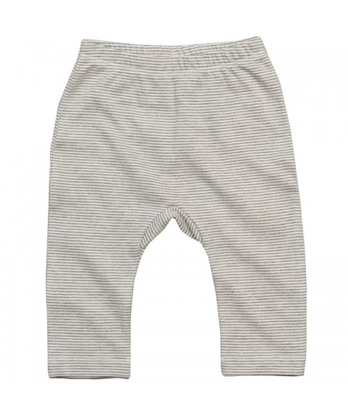 Sustainable & Organic Babywear Baby stripy Jersey leggings Kids  Ecological BABYBUGZ brand wear