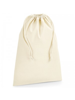Sustainable & Organic Bags Organic premium cotton stuff bag   Ecological Westford Mill brand wear