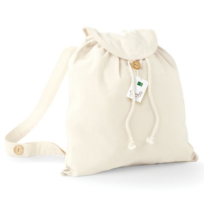Sustainable & Organic Bags Organic festival backpack   Ecological Westford Mill brand wear