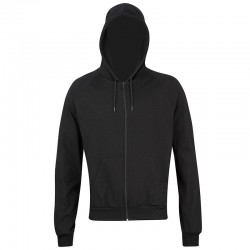 Plain Fine Jersey zip hoodie American Apparel 146 GSM