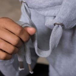 Plain hoodie Cross neck AWDis 330 GSM