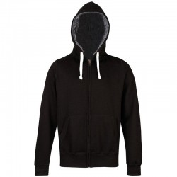Plain Chunky Zoodie Fur Lined AWDis Just Hoods 400 GSM