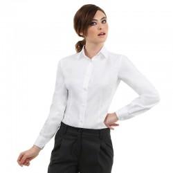 Plain long sleeve /women Sharp B&C 130 GSM