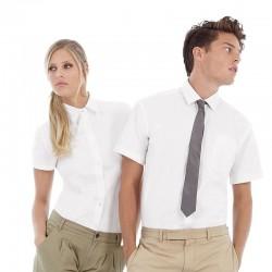 Plain short sleeve /women Sharp B&C 130 GSM