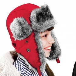 Junior trapper Beechfield Headwear