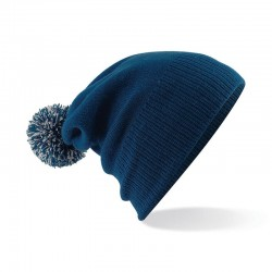 Duo Beanie Junior Snowstar Beechfield Headwear