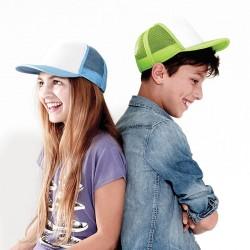 Snapback Trucker Junior Vintage Beechfield Headwear