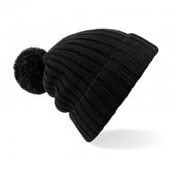 Beanie Arosa bobble Beechfield Headwear