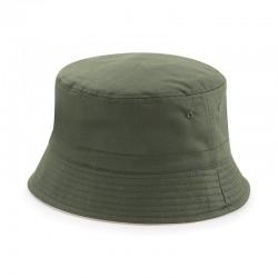 Hat Reversible Bucket Beechfield Headwear