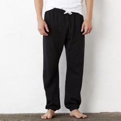 Plain Pants Unisex Long Scrunch Canvas 240 GSM