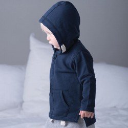 Plain hoodie Baby Baby Bugz 250 GSM