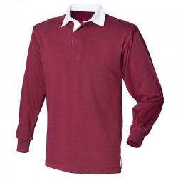 Plain Rugby Shirt Original Front Row 300 GSM