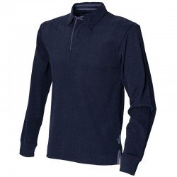 Plain Rugby Shirt Super Soft Front Row 260 GSM