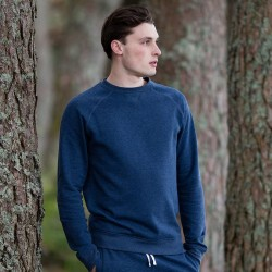 Plain French terry sweatshirt Front Row 280 GSM