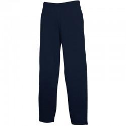 Plain Jog Pants Open Hem Fruit of the Loom 280 GSM