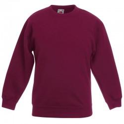 Plain Sweatshirt Premium Drop Shoulder Fruit Of The Loom 280 GSM