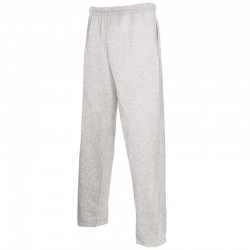 Plain Pants Lightweight Jog Fruit of the Loom 240GSM