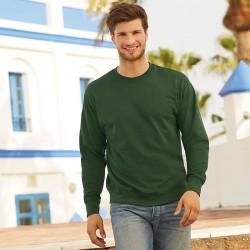 Plain Sweatshirt Lightweight Drop Shoulder Fruit Of The Loom 240 GSM
