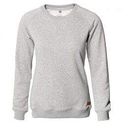 Plain crew neck Women's Milton fashionable NIMBUS 310 GSM