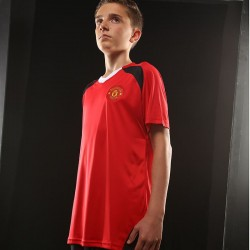 Plain t-shirt  Manchestert Official Football Merchandise 140gsm