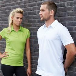 Plain Polo Shirt Sport Performance Proact 145 GSM
