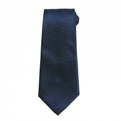 Plain Tie Horizontal Stripe Premier
