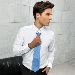 Plain Tie 'Colours' Fashion Clip Premier