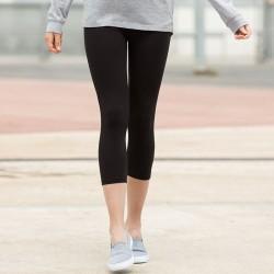 Plain Leggings Ladies 3/4 Skinnifit 190 GSM