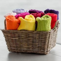 Plain Luxury range bath towel  Towel City 550gsm Thick pile
