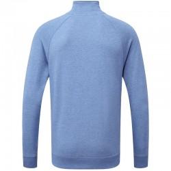 Plain HD ¼ zip sweatshirt Russell 250 GSM
