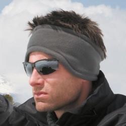 Plain Active fleece headband Result 200 GSM