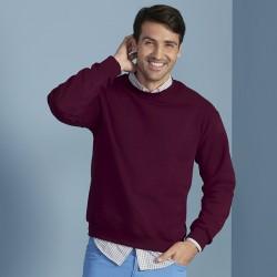 Plain Sweatshirt DryBlend Gildan White 305 gsm Cols 325 GSM