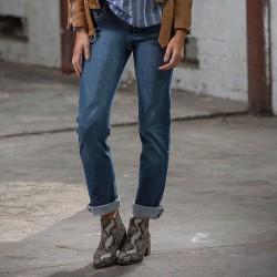 Plain Women's Katy straight jeans Awd Is  Colours 9oz, Black 9.5oz