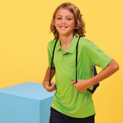 Plain polo Kids cool AWDis 140 GSM