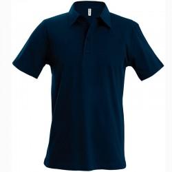Plain Polo Shirt Jersey Kariban 180 GSM