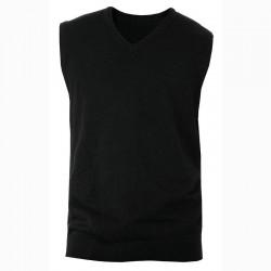 Plain Sweater Sleeveless Cotton Acrylic Kariban 290 GSM