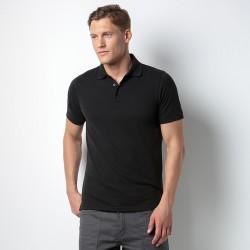 Plain Polo Shirt Klassic Heavy Slim Fit Pique Kustom Kit 220 GSM