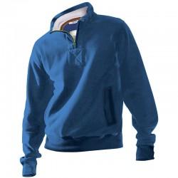 Plain Sweatshirt Vintage Zip Neck Kariban 280 GSM