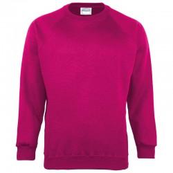 Plain Coloursure™ sweatshirt Maddins 260 GSM
