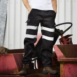 Plain jogging pants men's Hi vis 280 GSM